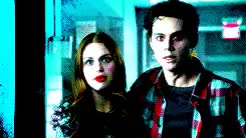 Watch and share Stiles Stilinski GIFs and Lidya Martin GIFs on Gfycat