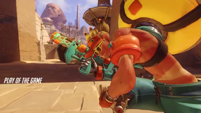 Watch JUNKRAT GIF by @petesterama on Gfycat. Discover more junkrat, overwatch, potg GIFs on Gfycat