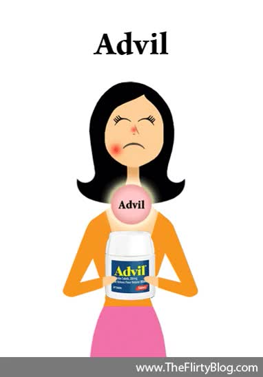 Watch and share Dental Pain Advil GIFs on Gfycat