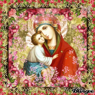 Watch and share Virgin Mary GIFs on Gfycat