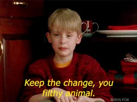 Watch and share Macaulay Culkin GIFs on Gfycat