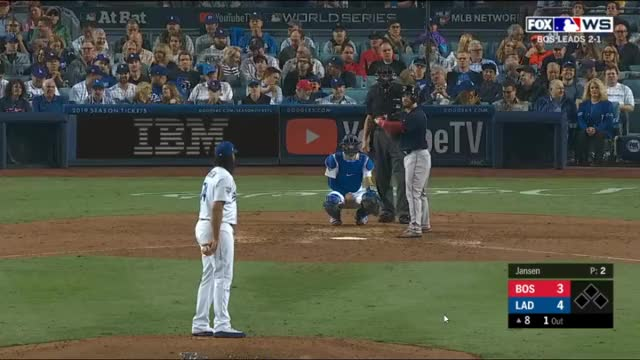 Watch and share Los Angeles Dodgers GIFs and Boston Red Sox GIFs on Gfycat