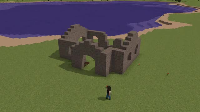 Watch and share Custom Building GIFs and Voxel Turf GIFs by snappertt on Gfycat