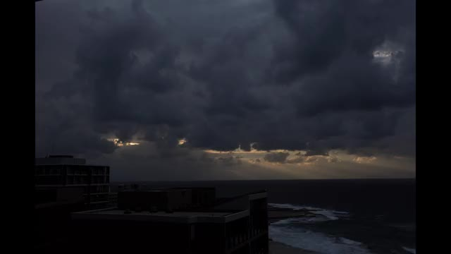 Watch and share Dawn Storm In Newcastle Australia GIFs by Sam 'Muleboy' Besant on Gfycat