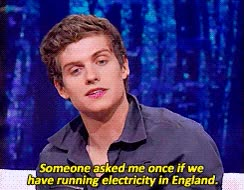 Watch We have arrived GIF on Gfycat. Discover more daniel sharman GIFs on Gfycat