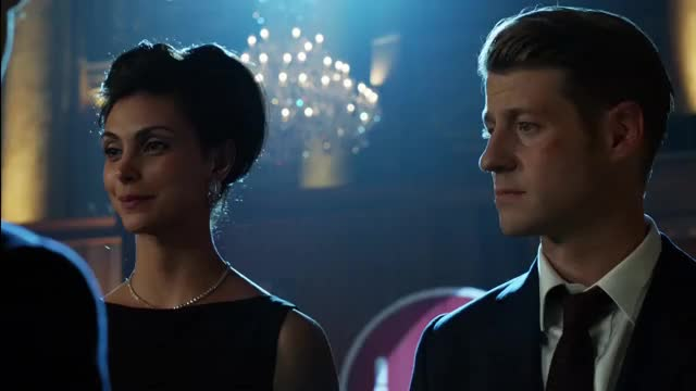 Watch and share Morena Baccarin GIFs and Ben Mckenzie GIFs by mr_abomination on Gfycat