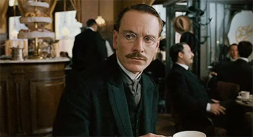 Watch and share A Dangerous Method GIFs and Michael Fassbender GIFs on Gfycat