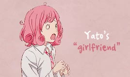 Watch Let's win the national title! Let's win the national title! GIF on Gfycat. Discover more awww she's so adorable, can't wait for season 2, fave female, i love her so much, kofuku, kofuku ebisu, mine, mygif, noragami, noragamiedit, so i can see more of her GIFs on Gfycat