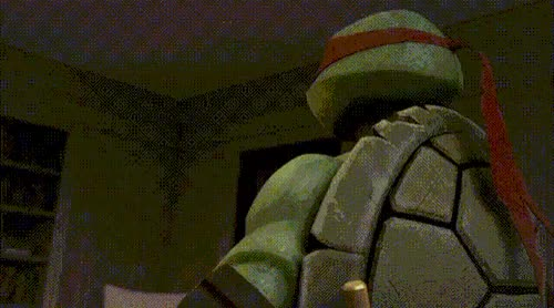 Watch and share Tmnt2012 GIFs and Raphael GIFs on Gfycat