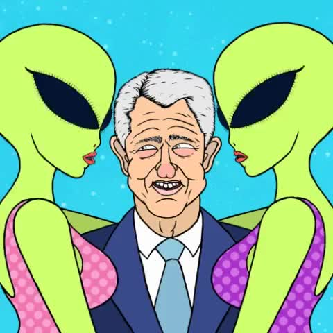 Watch and share Bill Clinton GIFs by Streamlabs on Gfycat