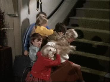 Watch and share Maureen Mccormick Mike Lookinland Gif GIFs on Gfycat