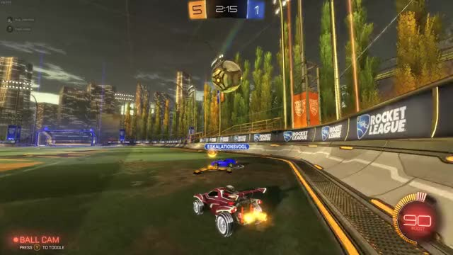 Watch and share Rocket League GIFs and Savage GIFs by intocircles on Gfycat