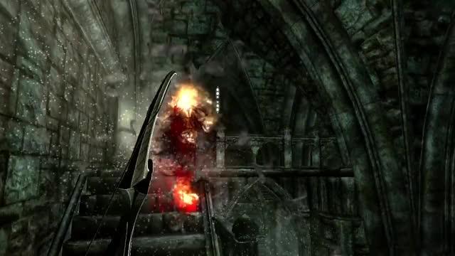 Watch The Elder Scrolls V Skyrim: Dawnguard - Official Trailer GIF by Damiel Quantel Demo'n Smith (@demonmasted4) on Gfycat. Discover more BGS, Bethesda Game Studios, Dawnguard, Elder Scrolls, Morrowind, Oblivion, RPG, Todd Howard, Werewolves, Xbox 360 GIFs on Gfycat