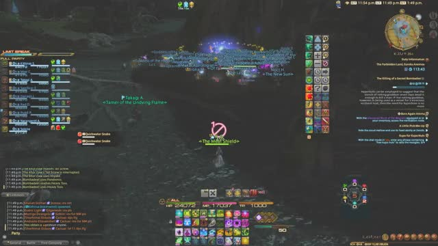 Watch and share Final Fantasy XIV A Realm Reborn 2018.03.15 - 23.51.53.16.DVRTrim (2) GIFs on Gfycat