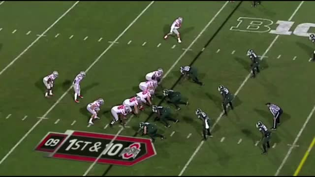 Watch and share Ohio State WR Michael Thomas Sophomore Highlights GIFs by pmueller on Gfycat