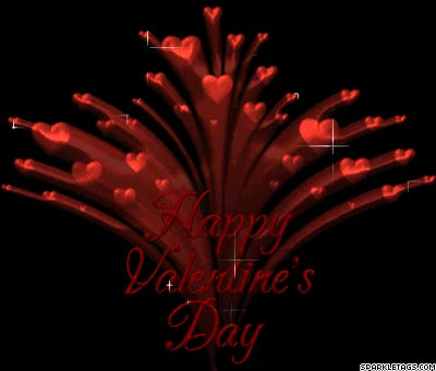 Watch and share Bright Colors Images Happy Valentines Day  Wallpaper And Background Photos GIFs on Gfycat