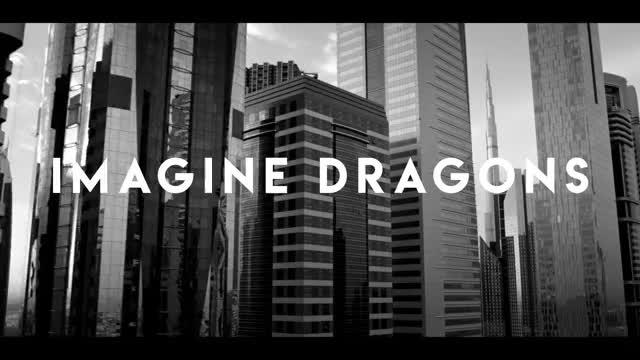 Watch Imagine Dragons - Thunder GIF on Gfycat. Discover more Alternative, Believer, Dan Reynolds, Demons, Dragons, Dubai, I Bet My Life, Imagine, Imagine Dragons, It's Time, Joseph Kahn, KIDinaKORNER/Interscope, Night Visions, On Top Of The World, Radioactive, Records, Smoke + Mirrors, Thunder GIFs on Gfycat