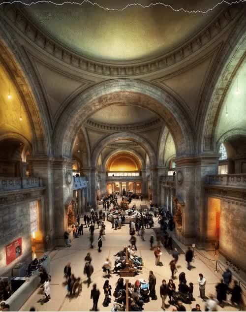 Watch and share Museum Shrink GIFs on Gfycat