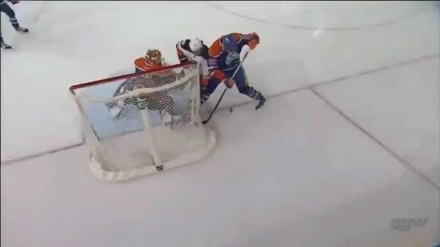 Watch Gryba hurt GIF by @abirdofparadise on Gfycat. Discover more anaheimducks, edmontonoilers, hockey GIFs on Gfycat