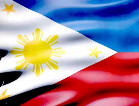 3ds max Philippine Flag animation GIFs