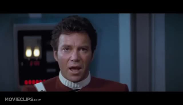 Watch and share Wrath Of Khan GIFs and Star Trek GIFs on Gfycat