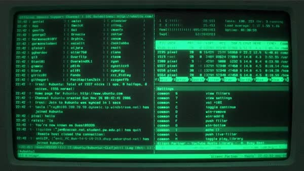 Watch and share Cool-retro-term Linux Terminal GIFs on Gfycat