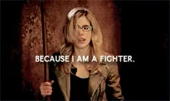 Watch and share Emily Bett Rickards GIFs and Felicity Smoak GIFs on Gfycat
