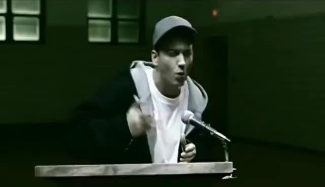 Watch and share Eminem Music GIFs on Gfycat