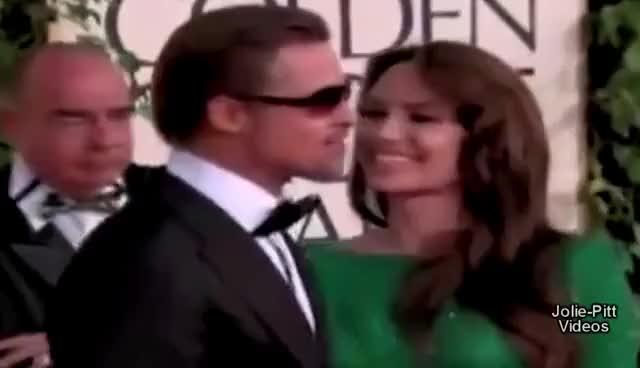 Watch and share Angelina Jolie And Brad Bitt GIFs on Gfycat