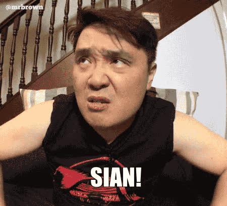 KimHuat, mrbrown, singapore, Kim Huat Sian GIFs