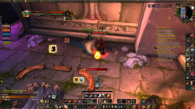 Watch and share World Of Warcraft - Classic 2020.02.11 - 18.32.18.02.DVR GIFs by r_kiss on Gfycat