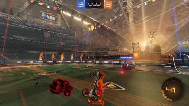 Watch ⏱️ Goal 7: Binagin GIF by Gif Your Game (@gifyourgame) on Gfycat. Discover more Binagin, Gif Your Game, GifYourGame, Goal, Rocket League, RocketLeague GIFs on Gfycat