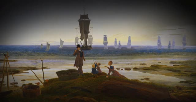 Watch Caspar David Friedrich 2 GIF on Gfycat. Discover more related GIFs on Gfycat