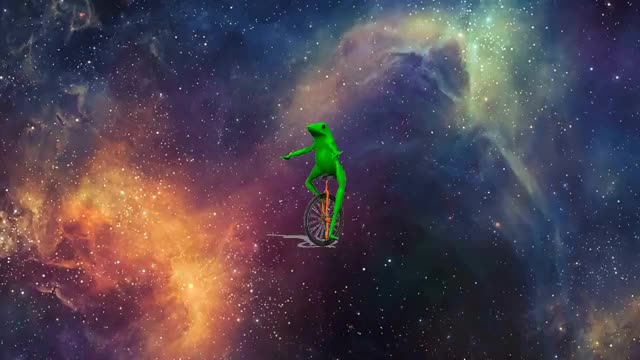 Watch and share Here Come Dat Boi Again GIFs on Gfycat