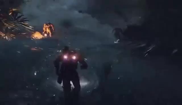 Watch and share Anthem Official Gameplay Reveal GIFs on Gfycat