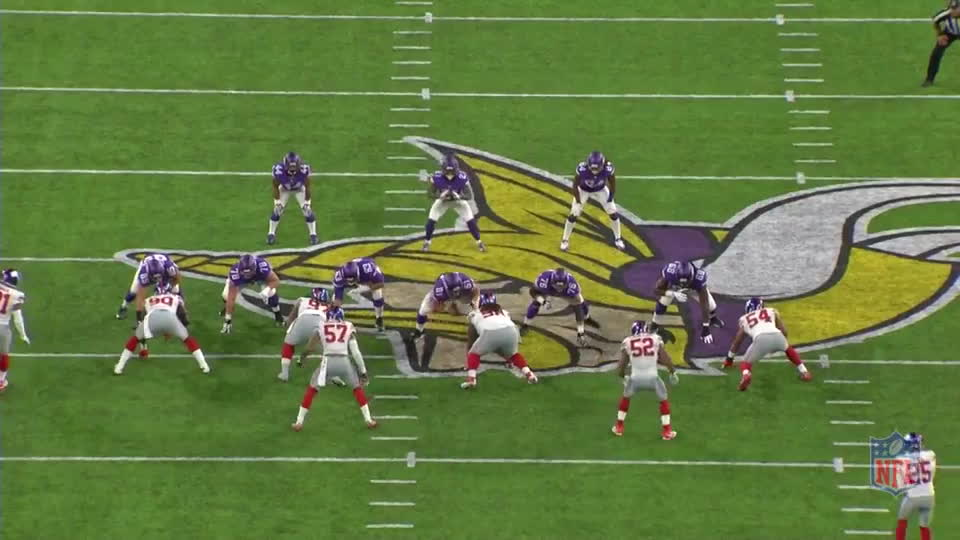 minnesotavikings, 5. Wildcat Flash LB flinch GIFs