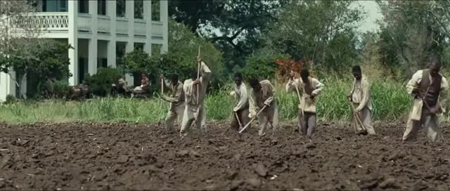 Watch and share 12 YEARS A SLAVE - Official Trailer (HD) GIFs on Gfycat
