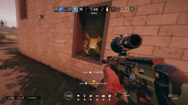 Watch and share R6 GIFs by kawflynn on Gfycat