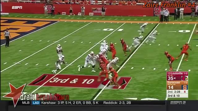 Watch and share Zaire Franklin Keeps Up With WR Down Seam GIFs on Gfycat