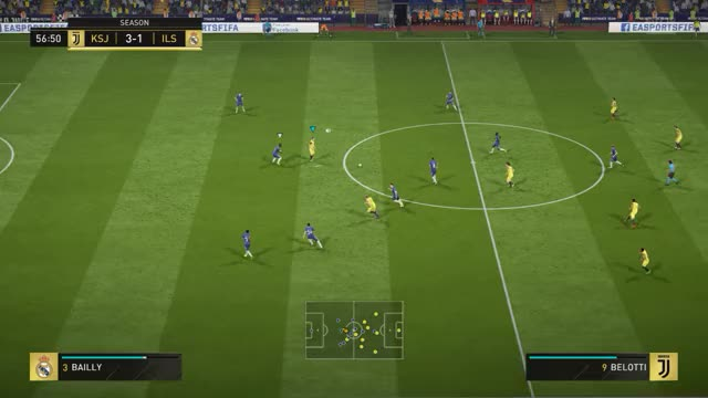 Watch and share FIFA 18 2017.10.24 - 23.57.16.47.DVR.mp4 GIFs on Gfycat