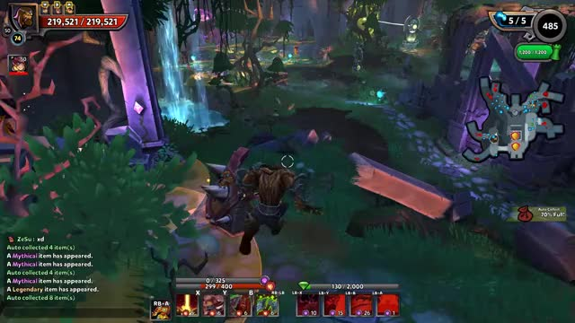 Watch Barbarian Leap working as intented part 1 GIF by @leonidasmark on Gfycat. Discover more dd2, dungeon defenders 2 GIFs on Gfycat