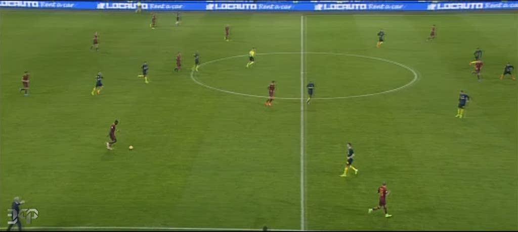 soccergifs, Mohamed Salah first touch ball control GIFs