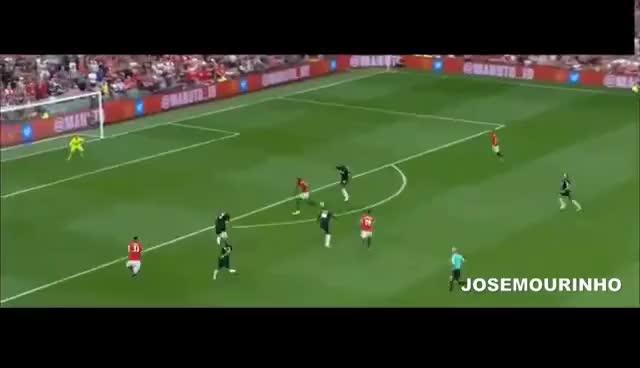 Watch and share Romelu Lukaku Vs West Ham (13-08-2017) Home GIFs on Gfycat