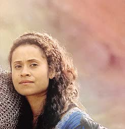 Watch and share Creator Merilins GIFs and Angel Coulby GIFs on Gfycat