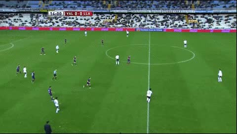 Watch and share Adil Rami. Valencia - Llagostera. 28.11.2012 GIFs by fatalali on Gfycat