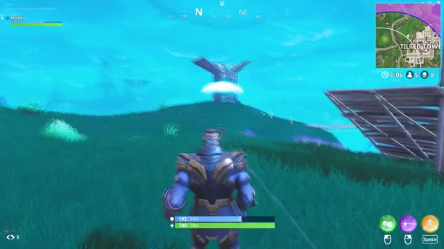 Watch and share Thanos Death Beam GIFs by fortnitemaster on Gfycat