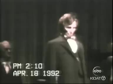 Watch Audio-Animatronic Lincoln Malfunction GIF on Gfycat. Discover more related GIFs on Gfycat