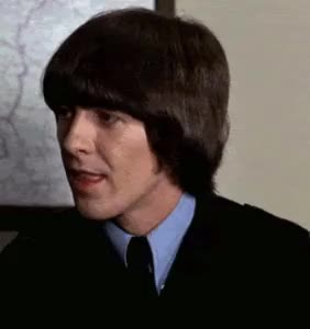 Watch Velvet George GIF on Gfycat. Discover more 60s, 70s, 80s, Beatiful, Colour, Cute, George, George Harrison, Gif, Harrison, Help!, Music, Precious, Smile, Sweet, The Beatles GIFs on Gfycat