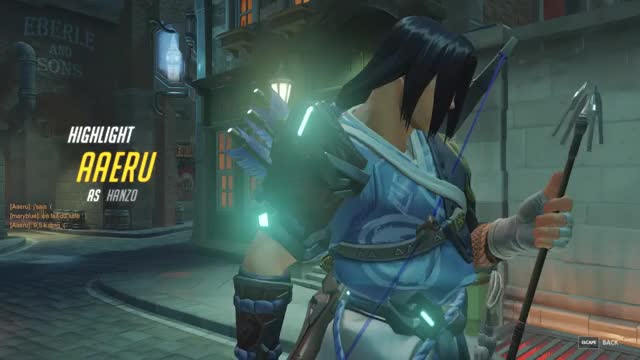 Watch Hanzo GIF by @julzrtw on Gfycat. Discover more Aimbot GIFs on Gfycat