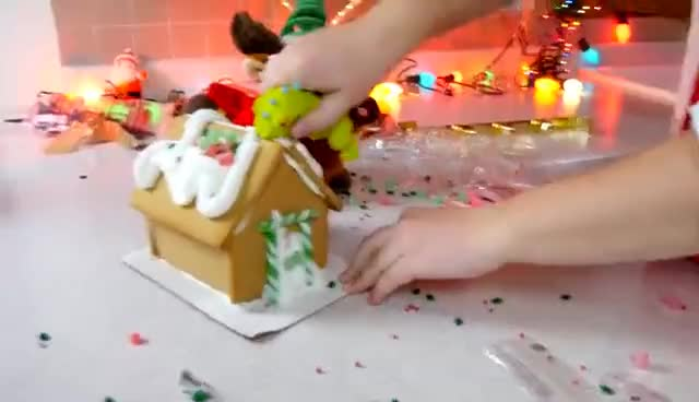 BAKING FOR THE HOLIDAYS GIFs